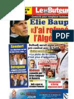 LE BUTEUR PDF du 11/07/2010