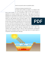 Generalidades sobre piscinas solares