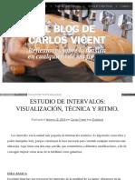 Carlosvicentblog Com 2015-02-18 Estudio de Intervalos Visual