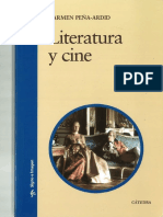 Peña Ardid_Cine y Literatura