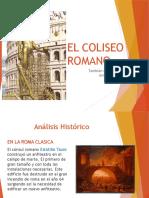 Coliseo Romano Arquitectura
