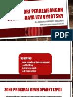 Teori Sosibudaya Lev Vygotsky