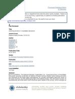Diretrizes de Monografia - USP