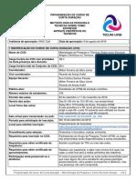 Programação CCD Met Pesquisa e Escrever Artigos