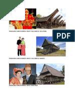 Pakaian Dan Rumah Adat Sulawesi Selatan