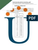 Laboratorio de Regresion y Correlacion Lineal