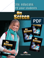 On Screen Leaflet