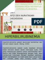 NEONATUS DENGAN HIPERBILIRUBINEMIA