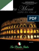 Carta Piccola Italia