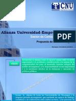 UniverAlianzaUniversidadEmpresaPrivadaCNU