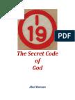 19 - The Secret Code of God
