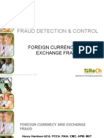 Foreign Currency and Exchange Fraud(3) from Henry Hardoon of hhassociates.co.uk
