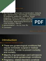 Acute Gynaecological Emergencies-1