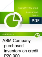 Accounting Quiz