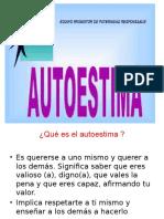 Exposicion El Autoestima