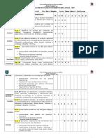 Plan anual de lenguaje 1° año 2017