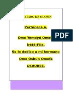 Tratado de Olofin 2