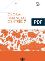 Global Financial Centers Report March 2010