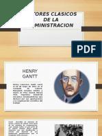ACTORES CLASICOS DE LA ADMINISTRACION.pptx