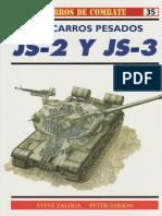 Osprey - Carros de Combate 35 - JS-2 y JS-3