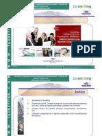 tacnetting, Agenda Colaborativa - primeros pasos