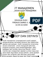 Ppt Audit Manajemen 1