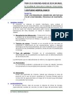 ESTUDIO HIDROLOGICO - CHONTABAMBA.docx