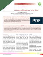 CPD 243-Peran Probiotik Dalam Manajemen Luka Bakar