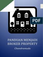 Panduan Menjadi Broker Property-chandramuda