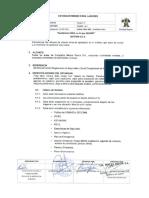 4. SGR-E-EMPL v-01 Estándar Mínimo Para Labores