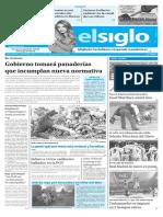 Edición Impresa El Siglo 13-03-2017