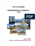 Zoning by Law 2009 141