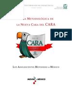 Guía Metodológica Nueva Cara Del CARA
