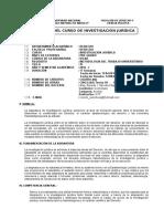 Investigacion Juridica