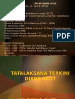 Dr Iesje - Tatalaksana Terkini Diare Akut