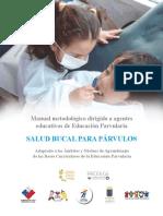 Salud Bucal Para Parvulos Manual-metodologico