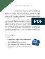 Lampu Otomatis Dengan Relay Dan Dht22