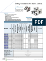 Suregears - Planetary Gearboxes