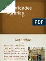 Autoridades-Agrarias