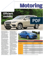Motoring - 12 March 2017