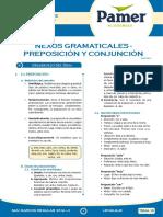 Leng_Sem_10_Nexos gramaticales-preposici+¦n y conjunci+¦n