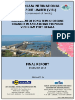 Vizhinjam Port Report Long Term SLC