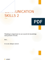Communication Skills 2