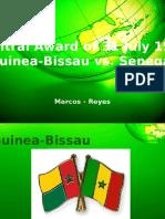 Guinea Bissau vs.senegal