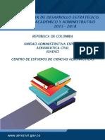 Plan de Desarrollo CEA