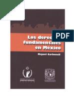 Carbonell%2c Miguel -Los Derechos Fundamentales en Mexico
