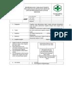 4.2.4.2 Sop Kesepakatan Cara Dan Waktu Pelaksanaan Kegiatan Dgn Lintas Program Dan Sektor