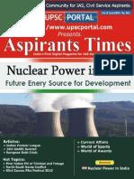 Aspirants Times Magazine upsc