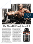 The MaxxTOR Study Unveiled