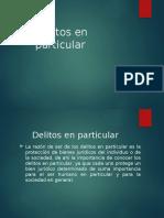 Delitos Particular Diapositivas (1)